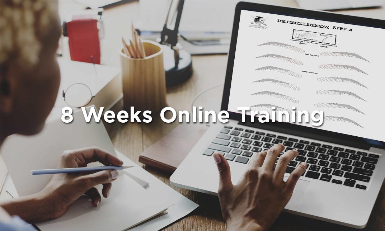 8 Weeks Of Online Training (Intermediate) - OPM Microblading